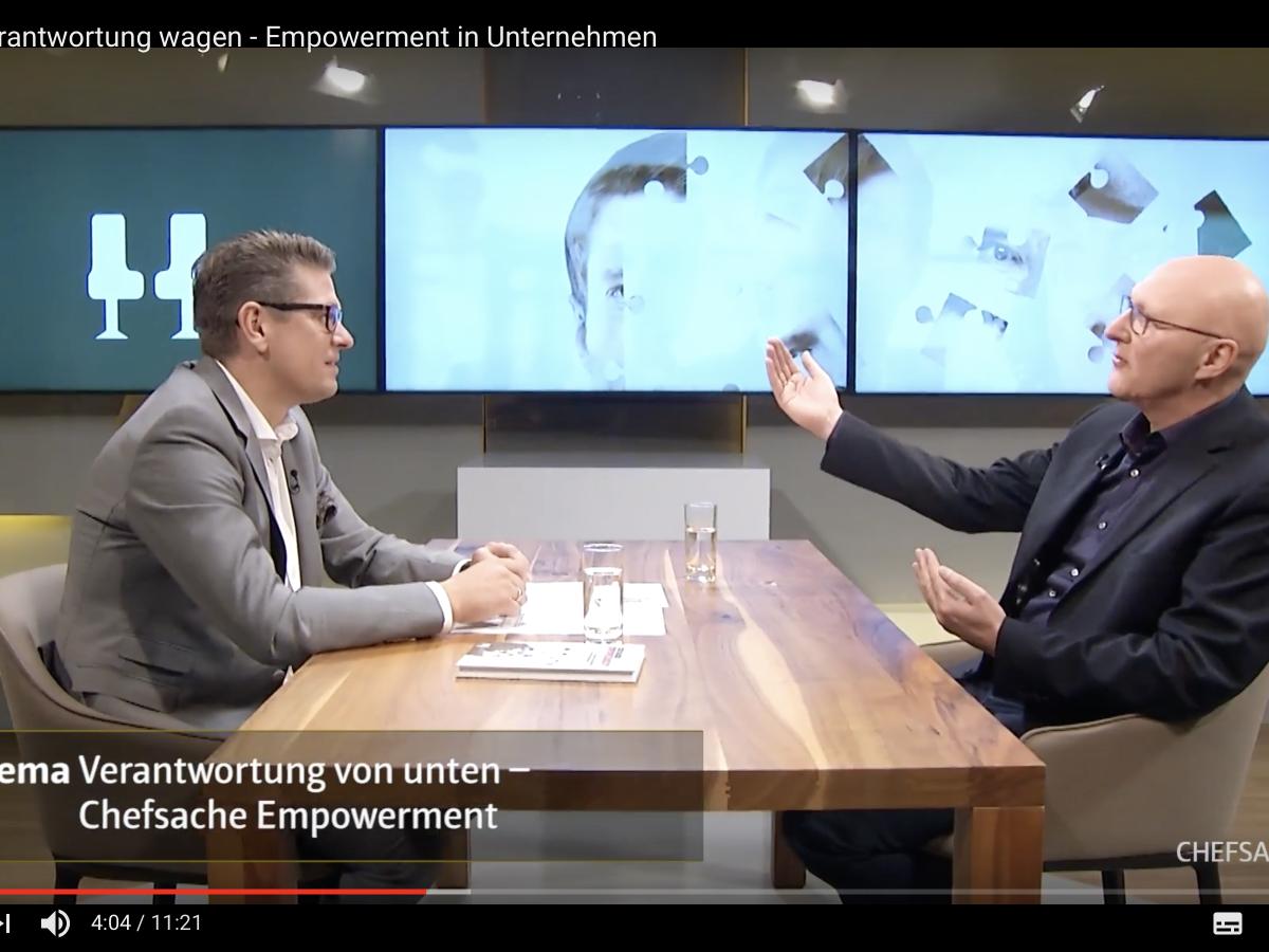 Regio TV, Torsten Osthus, Verantwortung, Empowerment